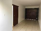 Garagem acesso duplex