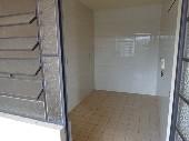 Cozinha separada da área