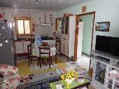Sala e cozinha casa dos fundos