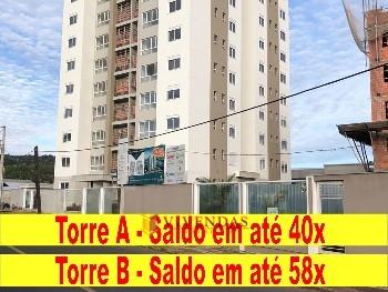 RESIDENCIAL BOSQUES DA VERENA - 2 dormitórios