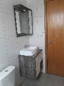 Banheiro Social com Balcã
