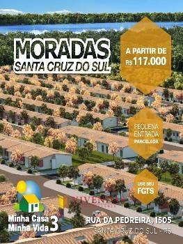 MORADAS SANTA CRUZ DO SUL - MINHA CASA MINHA VIDA