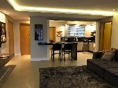Hall cozinha e sala TV