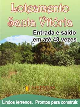 LOTEAMENTO SANTA VIT�RIA
