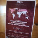 """Galeria  Conferencia """"Estrategias de reclutamiento de migrantes altamente calificados"""""""