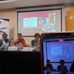 """Galeria  Presentación del libro: """"Mudar de credo en contextos de movilidad"""" en la FIL Guadalajara."""