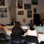 """Galeria  Seminario de Integración de Resultados del Proyecto: """"Hacia una gestión integral del agua por cuenca hidrológica"""" en Casa Colef"""