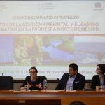 Galeria  Seminario Retos de la Gestión Ambiental en la Frontera y el Cambio Climático