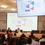 Galeria  Conferencia: El desafío del desarrollo sustentable, imparte la Dra. Diana Alarcón