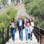 Galeria  Visitan El Colef en su sede Tijuana estudiantes de Cobach Mexicali