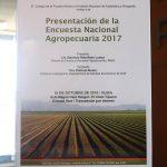 Galeria  Conferencia sobre los resultados de la Encuesta Nacional Agropecuaria 2017