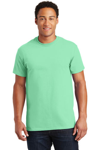 Gildan ®  - Ultra Cotton ®  100% Cotton T-Shirt.  2000