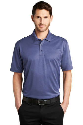 Port Authority  ®  Heathered Silk Touch  ™  Performance Polo. K542