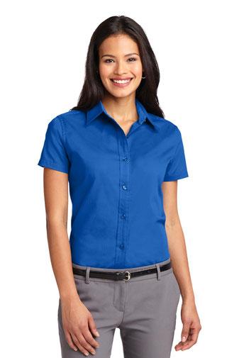 Port Authority ®  Ladies Short Sleeve Easy Care  Shirt.  L508