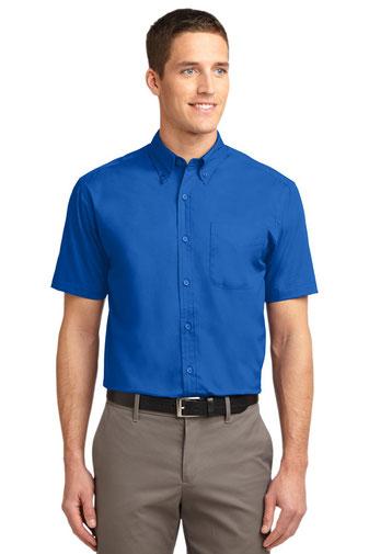 Port Authority ®  Short Sleeve Easy Care Shirt.  S508