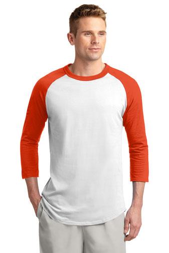 Sport-Tek ®  Colorblock Raglan Jersey.  T200
