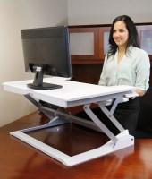 Ergotron WorkFit-TL Premium SitStand Wht