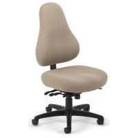 OM Discovery High Back Chair