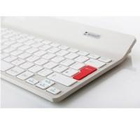 Penclic Wireless Mini Keyboard - White