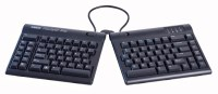 Kinesis Freestyle2 Blue Keyboard for PC