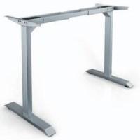 HAT 2-Leg Adj High Ht Long Table Frame