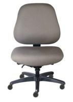 OM Maxwell Heavy-Duty Mid Back Chair