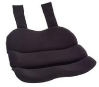 Obus Forme Contoured Seat Cushion - Blac