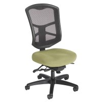 OM Yes High Back Mesh Exec Chair