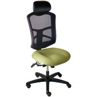 OM Yes High Back Mesh Executive Chair