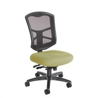 OM Yes High Back Mesh Exec Chr w/Lg Seat