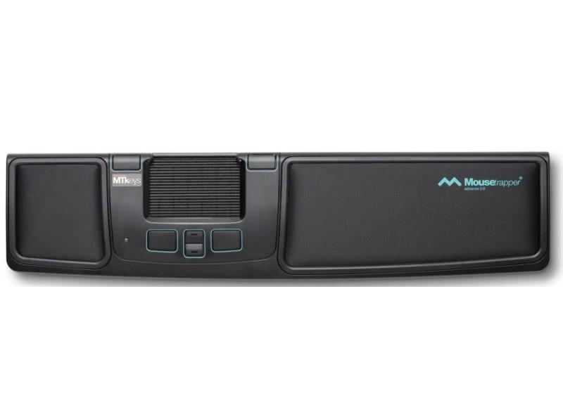 Mousetrapper Advance 2.0, Black/White