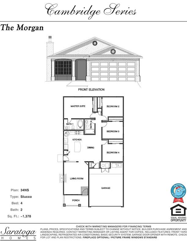 Superb Saratoga Homes Floor Plans #4: By Saratogahomes Jan 12 2017 Floor Plans 0 Comments