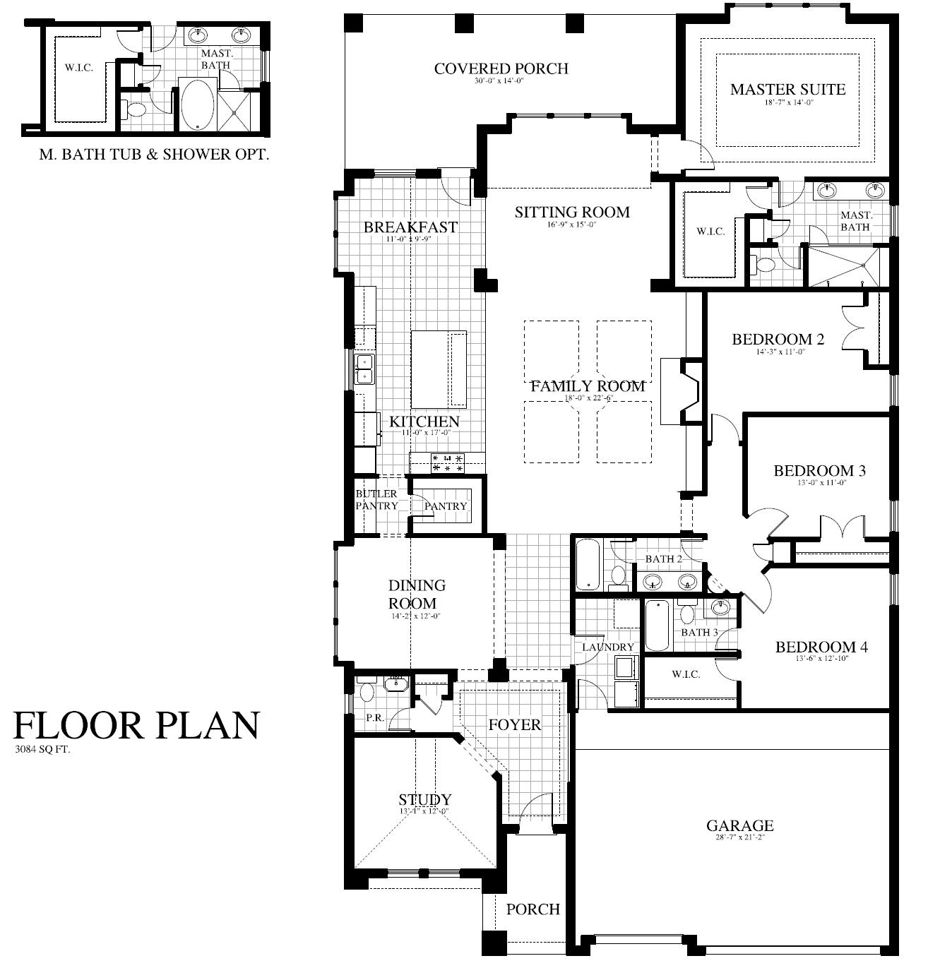 507 c saratoga homes killeen for Saratoga homes floor plans