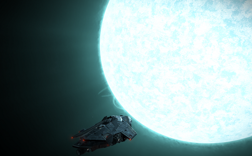 Photography within Elite: Dangerous