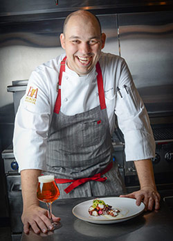 Chef Adam Dulye
