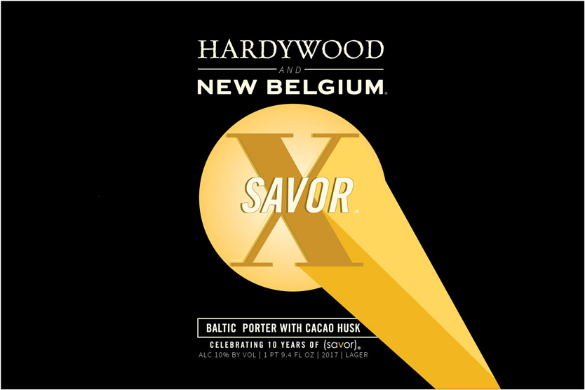 SAVOR X: 2017 Collaboration Beer