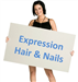 Expression Hair & Nails