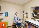 Pediatrics Exam Room
