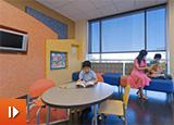 Pediatrics Waiting Area