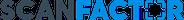 ScanFactor Logo Blue