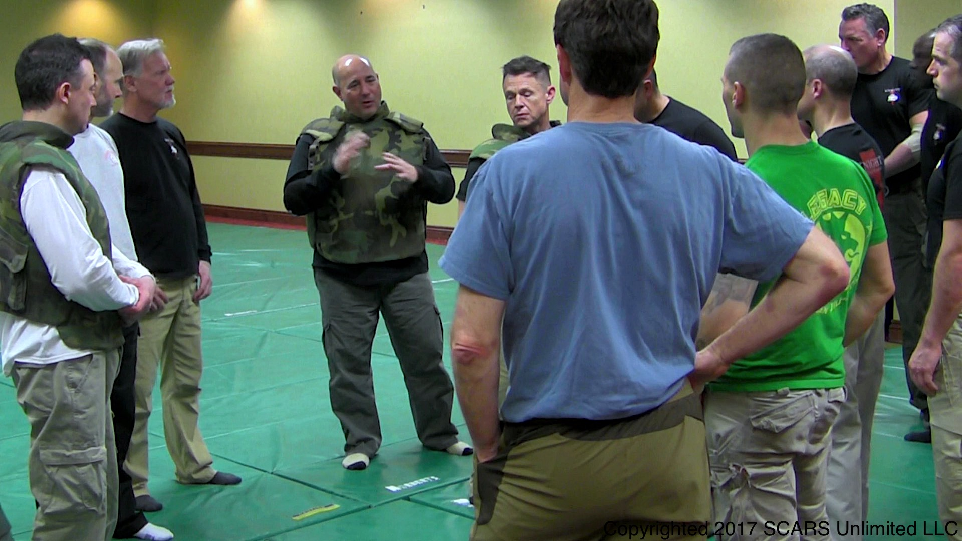 ex-krav maga instructor and professional fighter discuss how SCARS changed their perspective of real fighting.