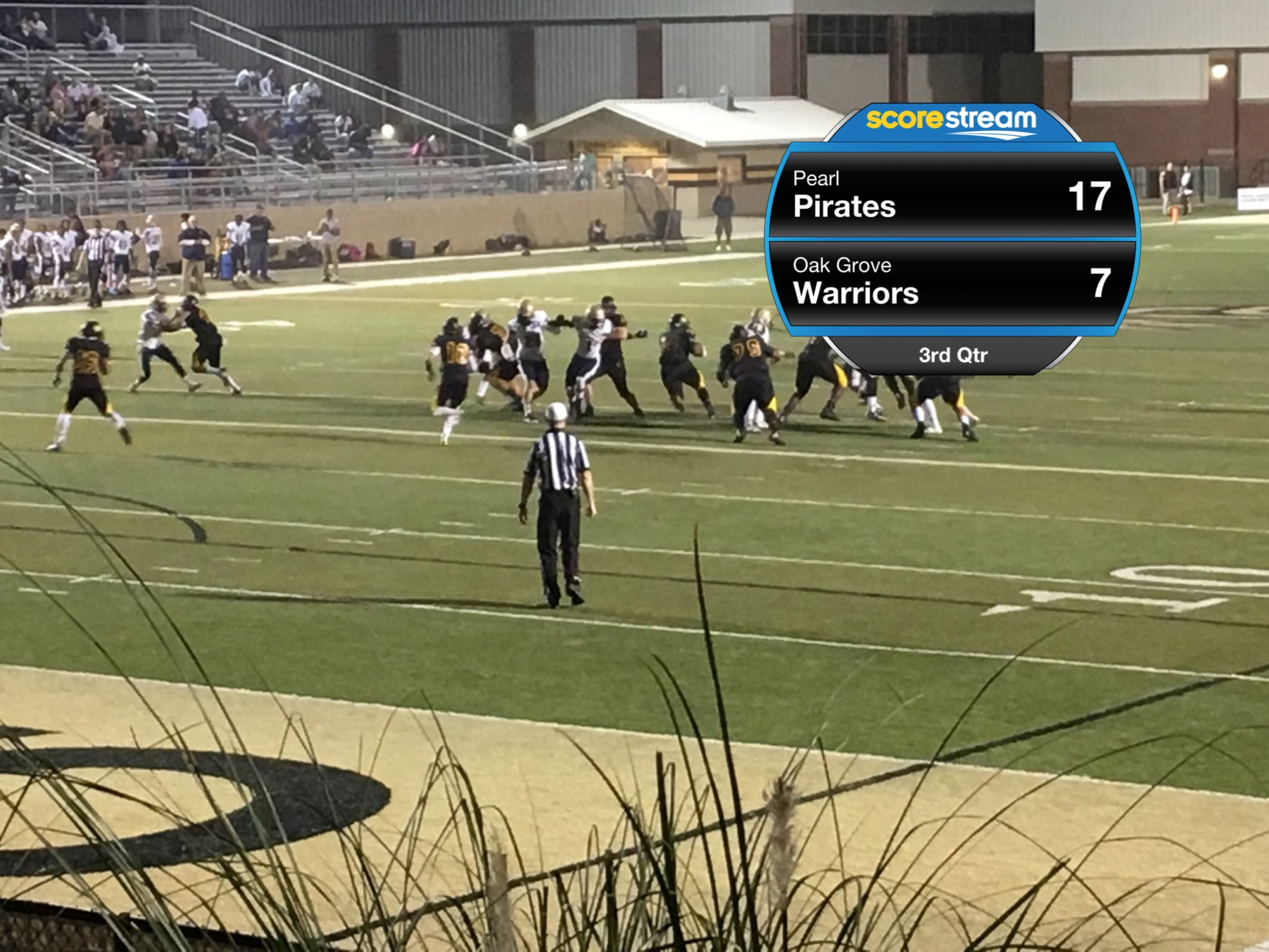 The Pearl Pirates Defeat The Oak Grove Warriors 31 To 13 Scorestream