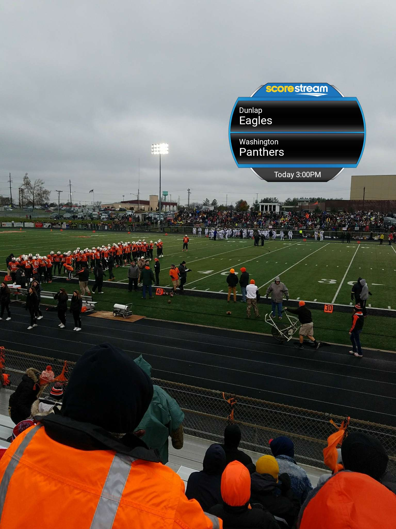 Dunlap High School Track