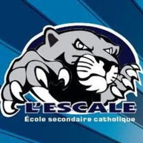 L'Escale mascot