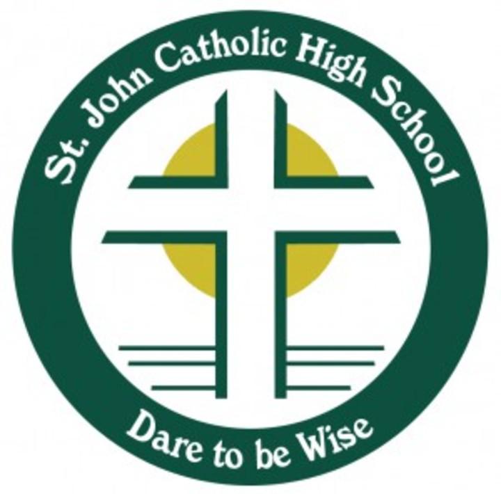 St John Catholic High School mascot