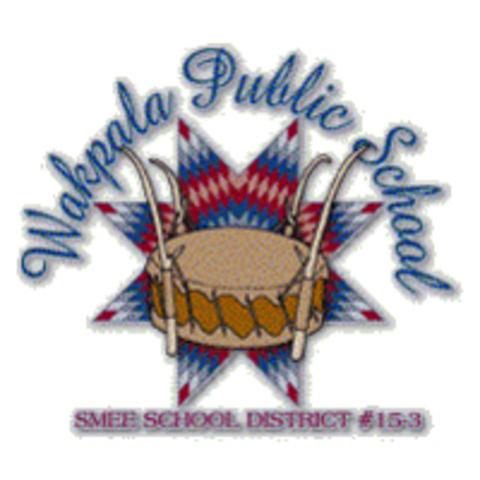 Wakpala High School mascot