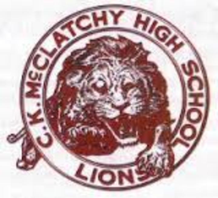 McClatchy High School mascot