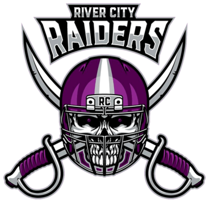 River City Raiders mascot