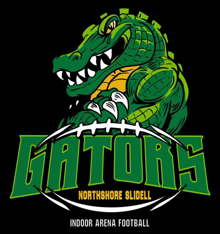 Northshore Gators mascot