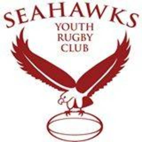 Seahawks Youth Rugby Club mascot